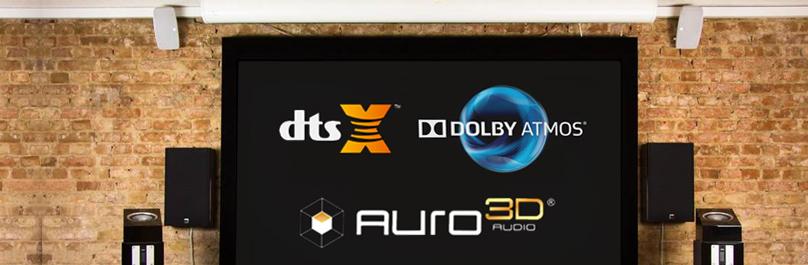 3D Surround Sound