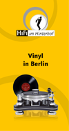 Hifi Vinyl in Berlin