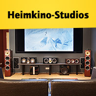 Heimkino-Studios bei HiFi im Hinterhof