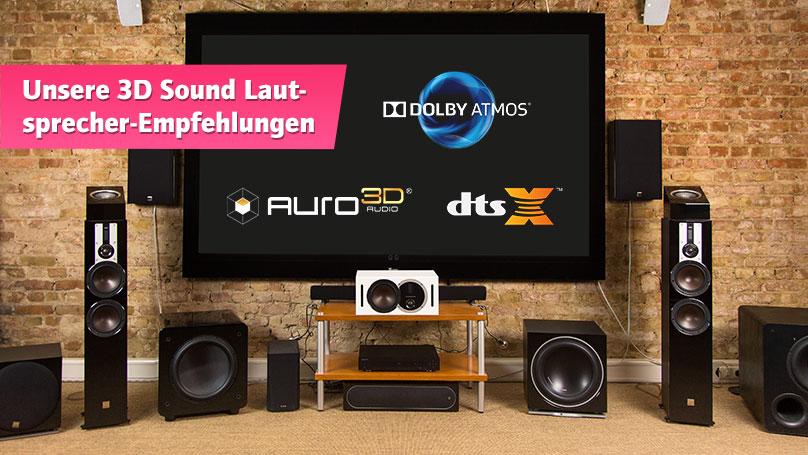 3D Sound Empfehlung