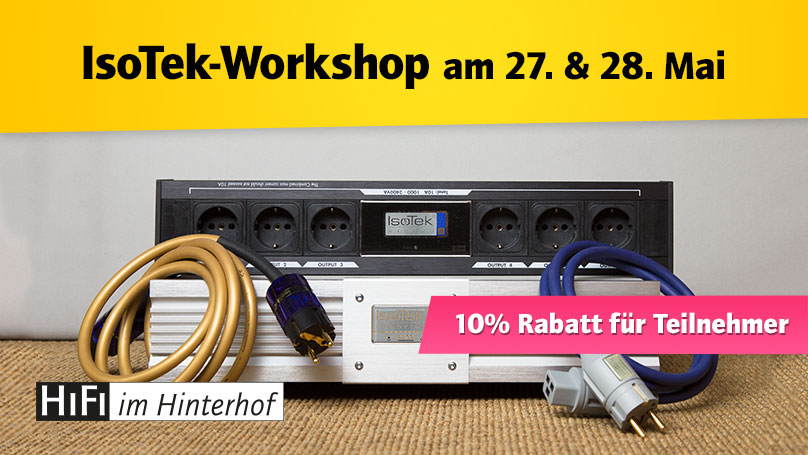 Isotek Workshop