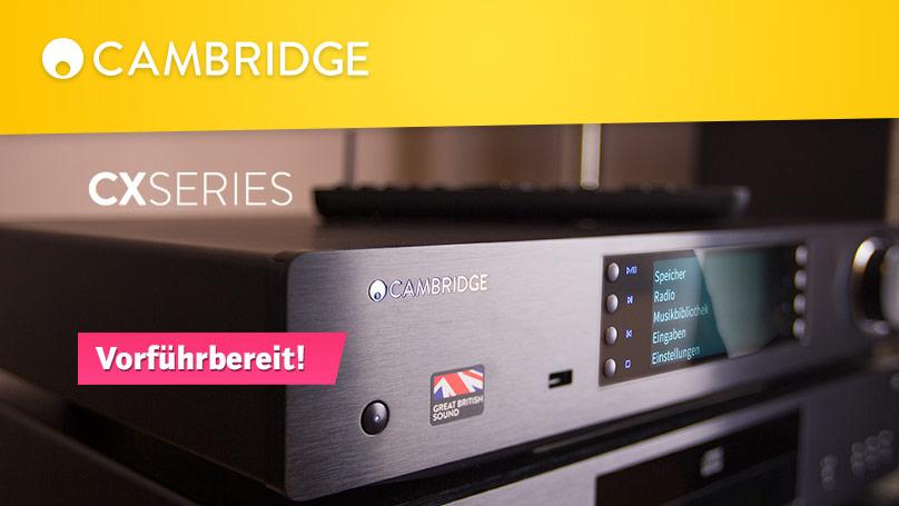 Cambridge CX-Serie