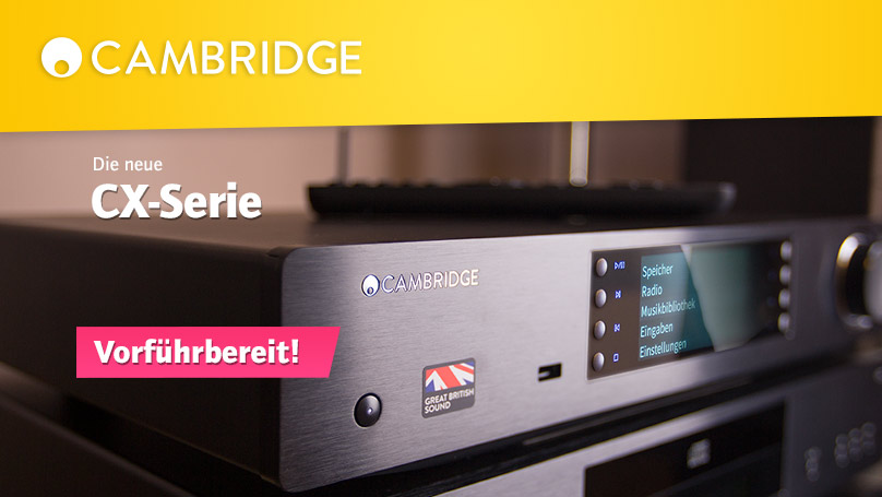 Cambridge CX-Serie