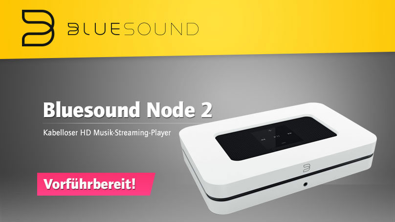 Bluesound Node 2