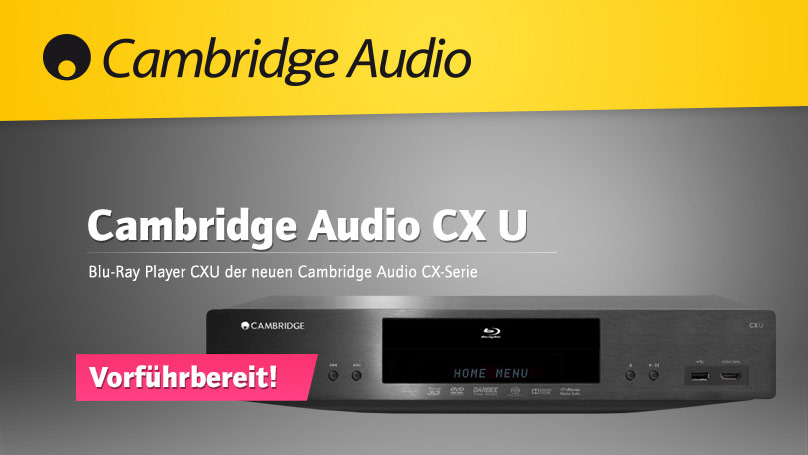 Cambridge CXU