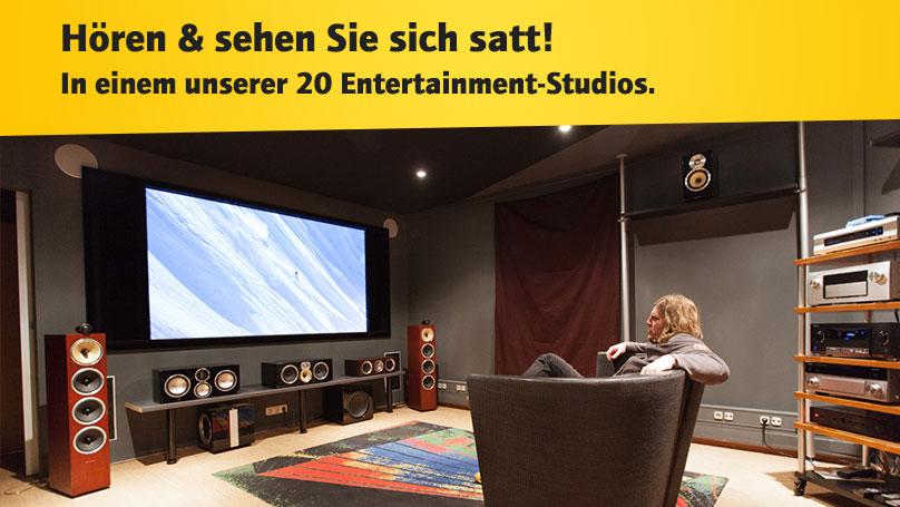 HiFi im Hinterhof Heimkino-Studio
