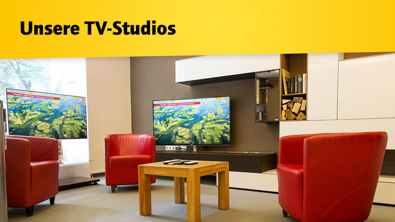 HiFi im Hinterhof TV-Studios