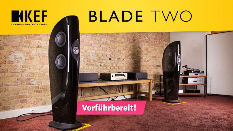 KEF Blade Two jetzt bei HiFi im Hinterhof