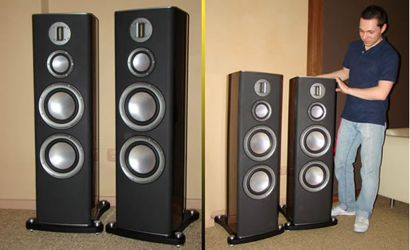Monitor Audio Platinum Pl300 Hifi And Friends