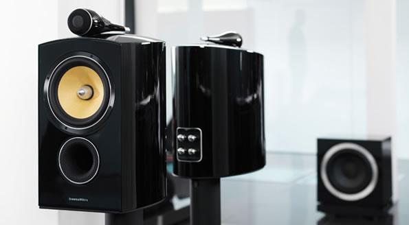 Die Neue B Amp W 800 Series Diamond Am 28 29 05 Bei Hifi Im