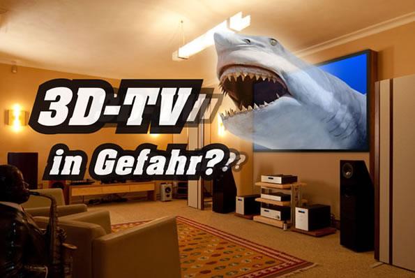 3D-TV - eine Gefahr für Leib und Leben?
