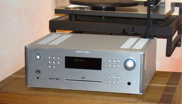 Rotel RCX-1500