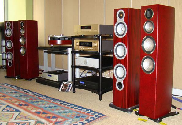 Monitor Audio Gold-Vergleich