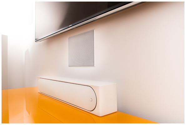 B&W Inwall Center Speaker