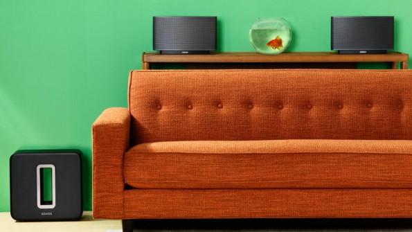 Kabellos, guter Sound: Sonos Play:3 mit SUB