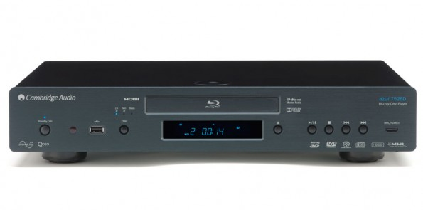 That which plays them all: Cambridge Audio Azur 752BD