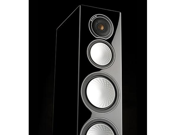 Hier bekommt man etwas für sein Geld: Die Monitor Audio Silver 10