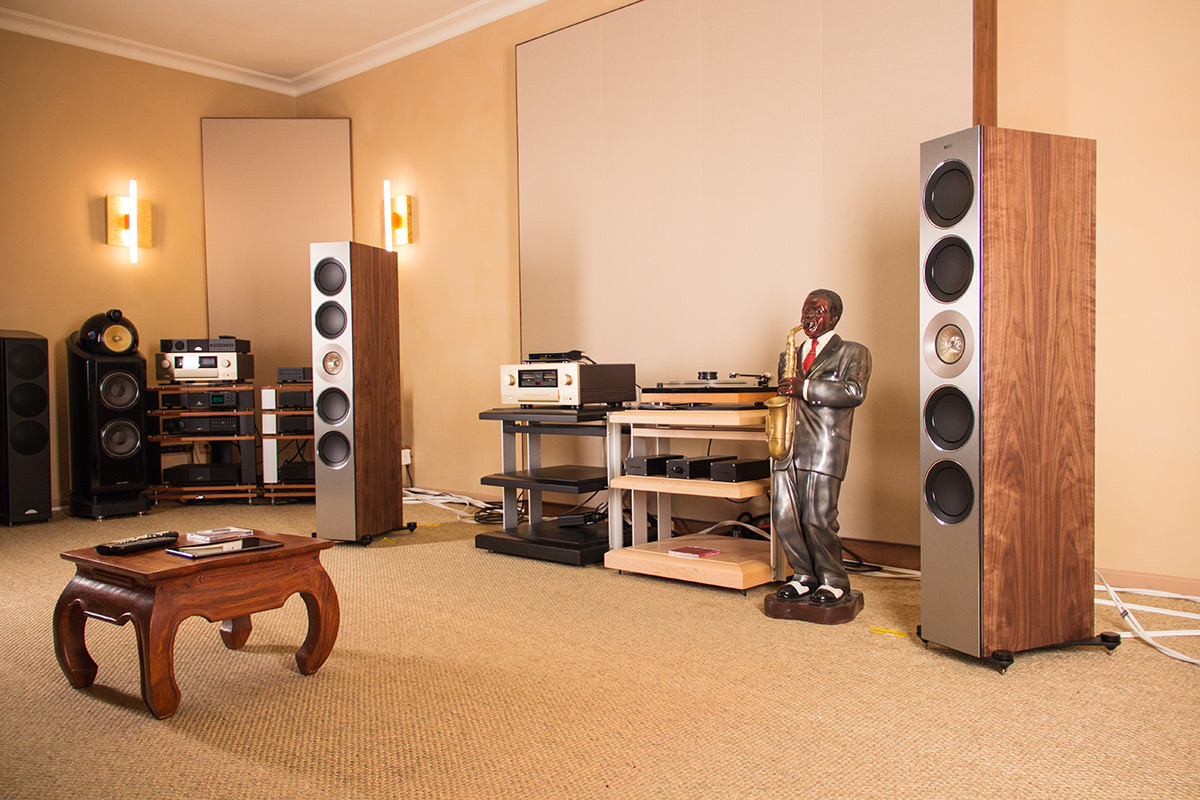 KEF Reference 5 jetzt ...