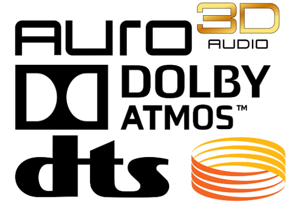 An Overview of 3D-Sound: Auro 3D, Dolby Atmos and DTS:X
