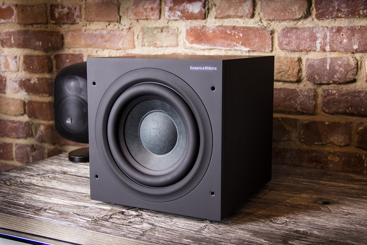 B&W MT-50 Subwoofer ASW608