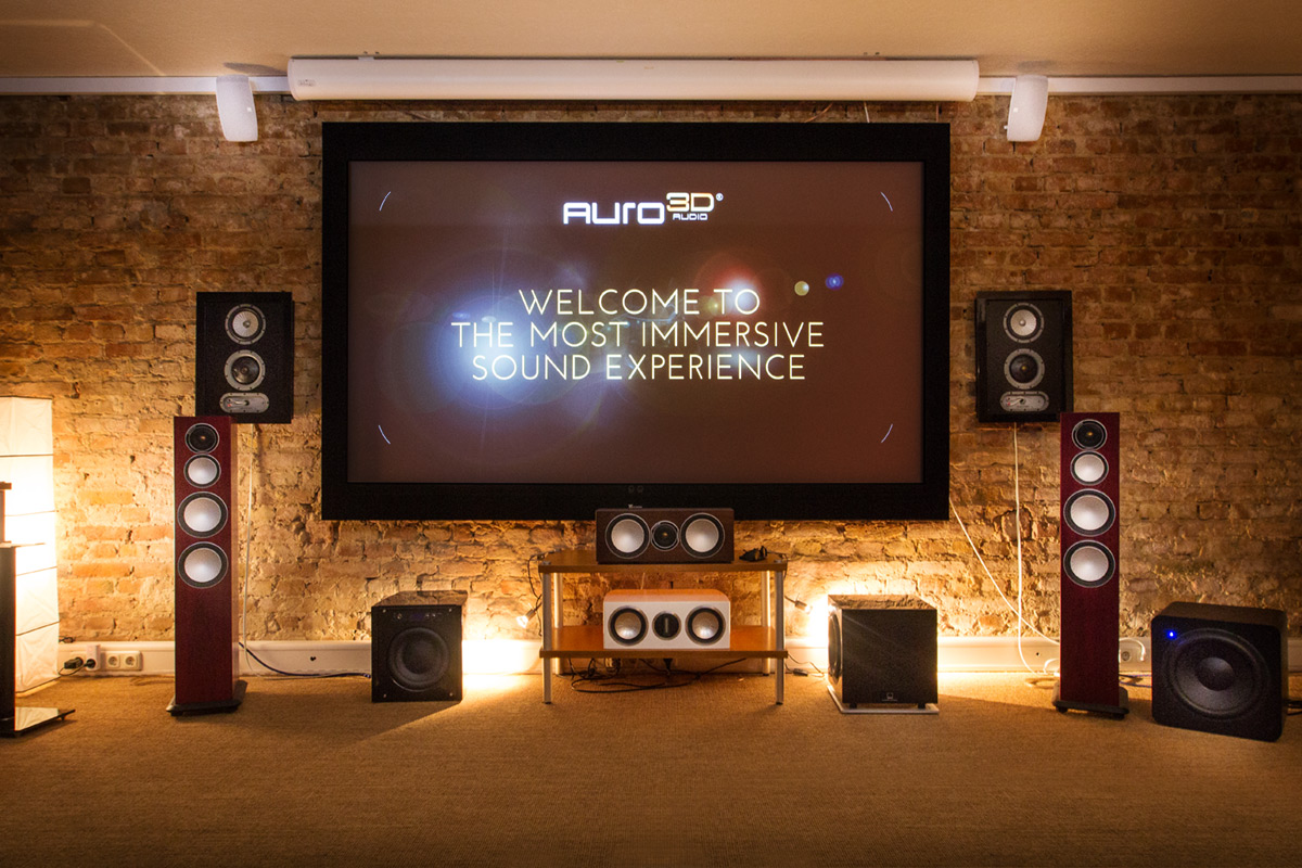Compare Dolby Atmos and Auro 3D in Our Showrooms | HiFi and