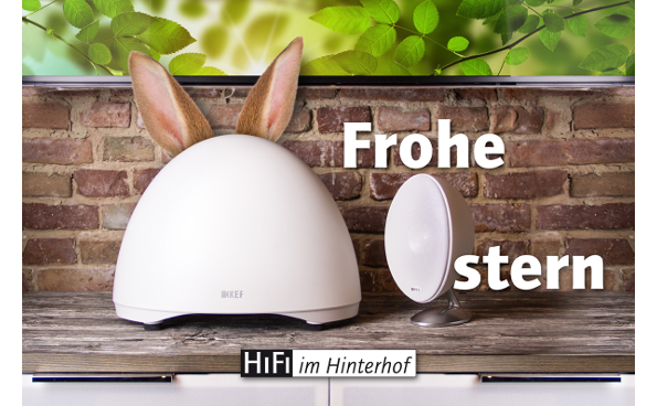 The Hifi Im Hinterhof Team Wishes You A Happy Easter Hifi And Friends