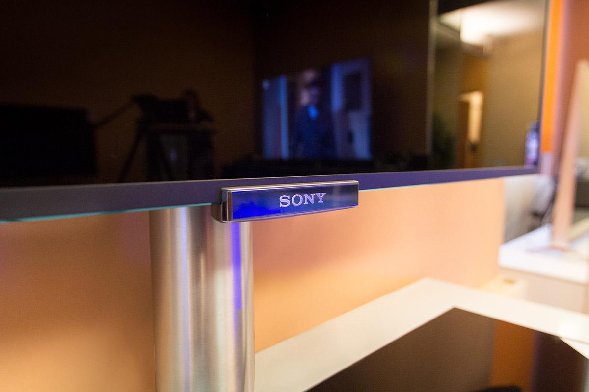 Sony darf natürlich auch nicht fehlen.