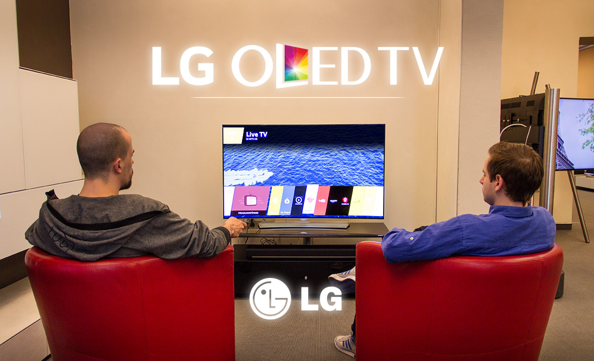Lg 4k Oled Tv At Hifi Im Hinterhof Hifi And Friends