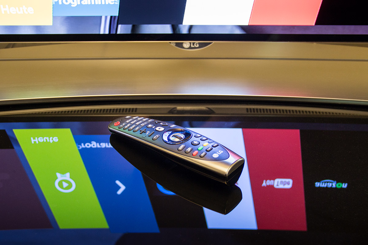 Die LG Magic Remote 2015