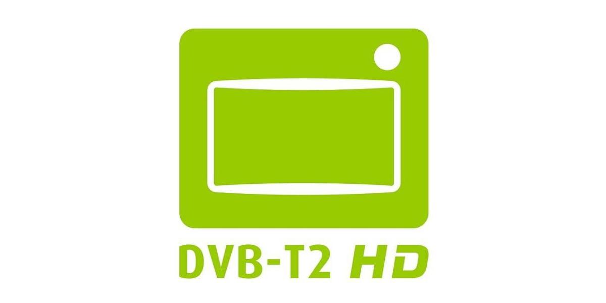 Das DVB-T2-HD-Logo