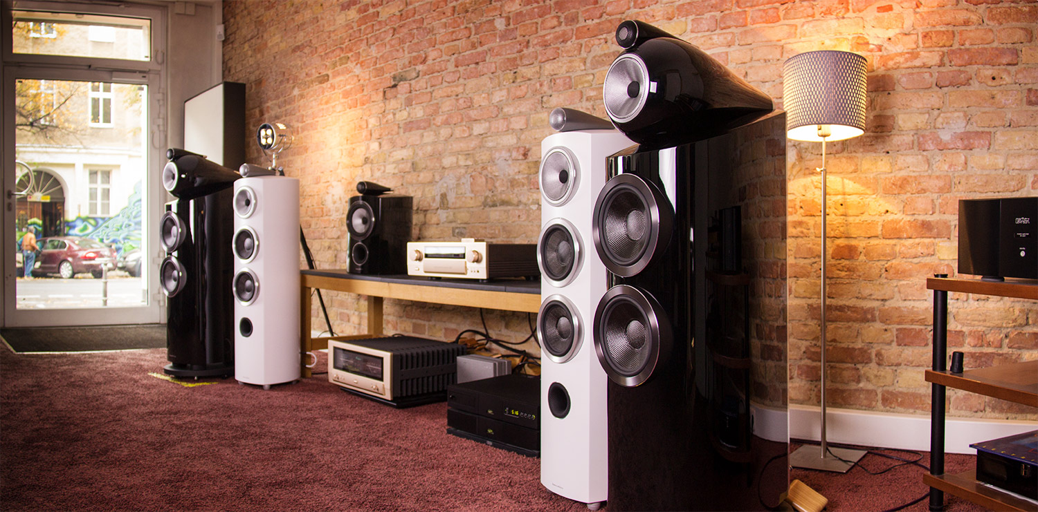 Bowers Amp Wilkins 800 Series D3 In Our Showrooms Hifi And