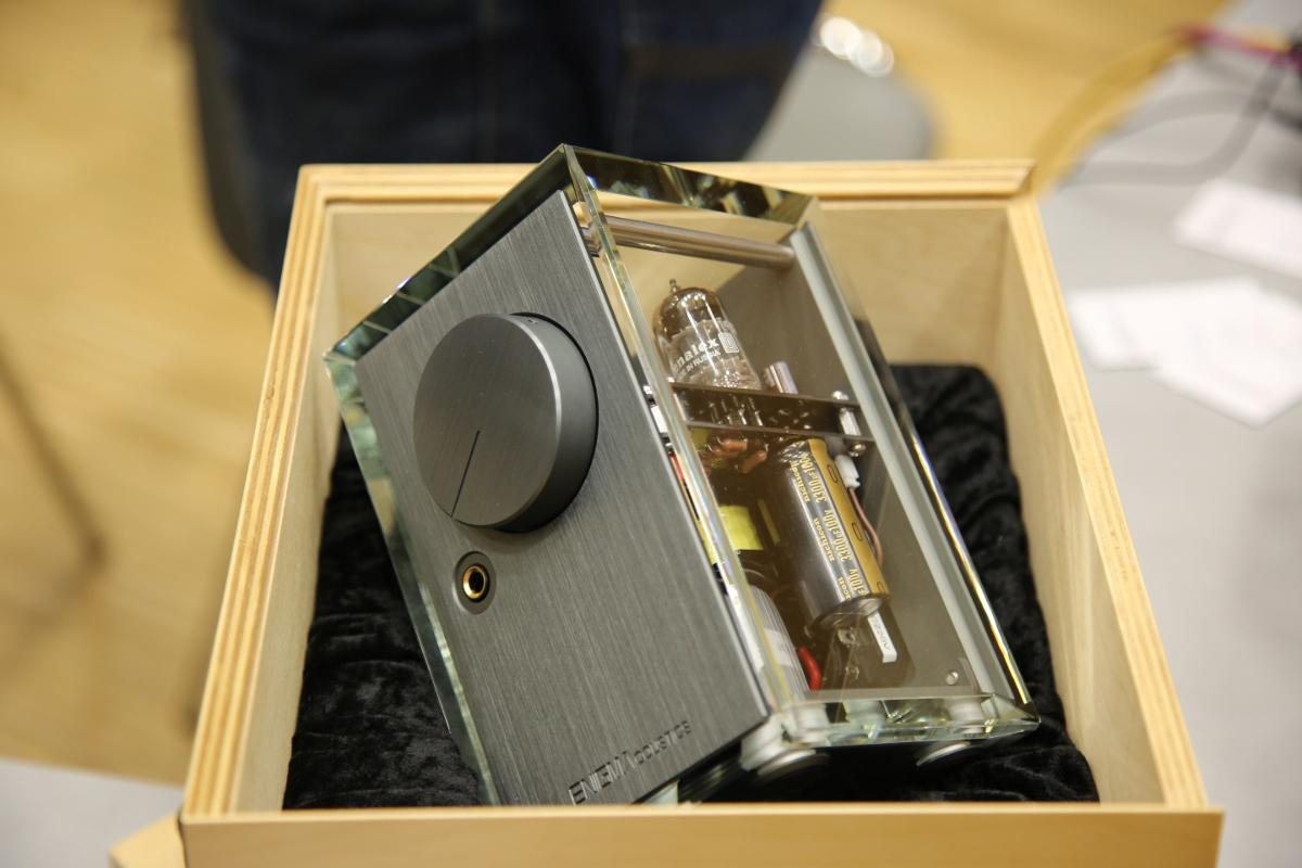 Der Athena A1 Kopfhörerverstärker von ENIGMAcoustics