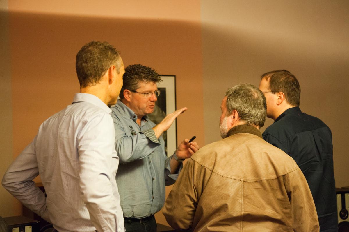 Richard Drees erklärt den JitterBug