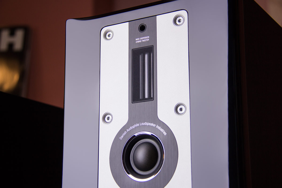 Der Hybrid-Hochtöner der Dali Opticon 6