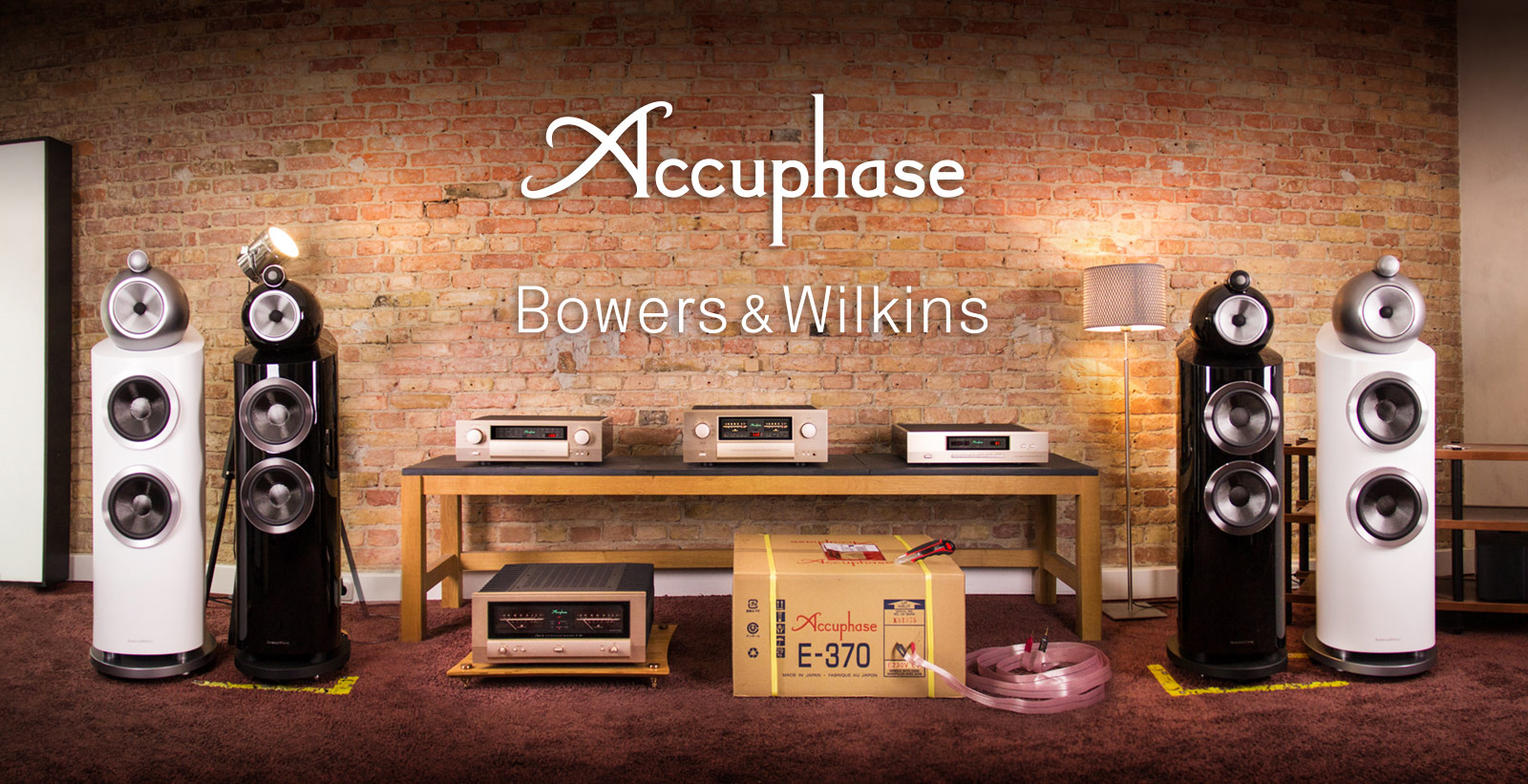Accuphase Hausmesse Mit Bw 802 D3 11 12 März 2016 Hifi And
