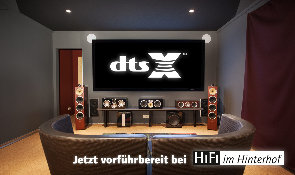 Dts X In Our Showrooms Hifi And Friends