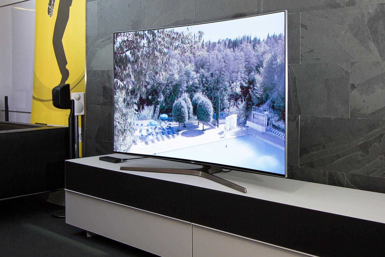 LED-TV auf dem aktuellsten Stand der Technik