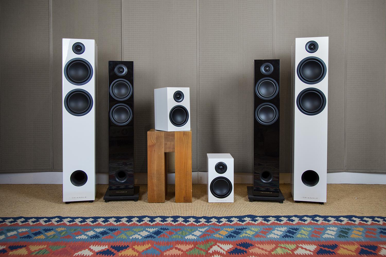 Die Modelle LN01, LN05 und LN07 der Elara Serie