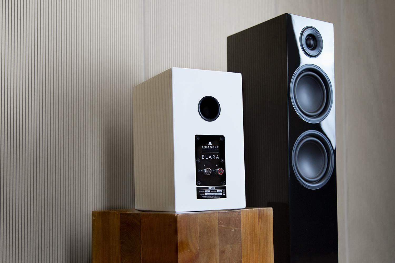 Ob als Stereo-System oder Heimkino-Ausstattung, Triangle hat Lautsprecher für alle Bedürfnisse geschaffen