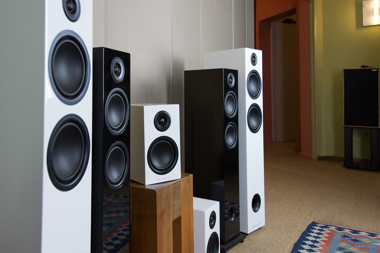 Minimalistisches Design trifft maximale Klangqualität