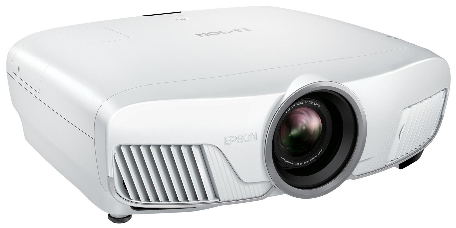 Das Topmodell EH-TW9300W der neuen Projektorenserie von Epson