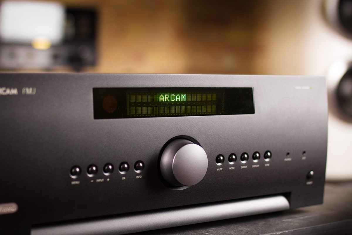Arcam AV Receiver in Overview | HiFi and Friends