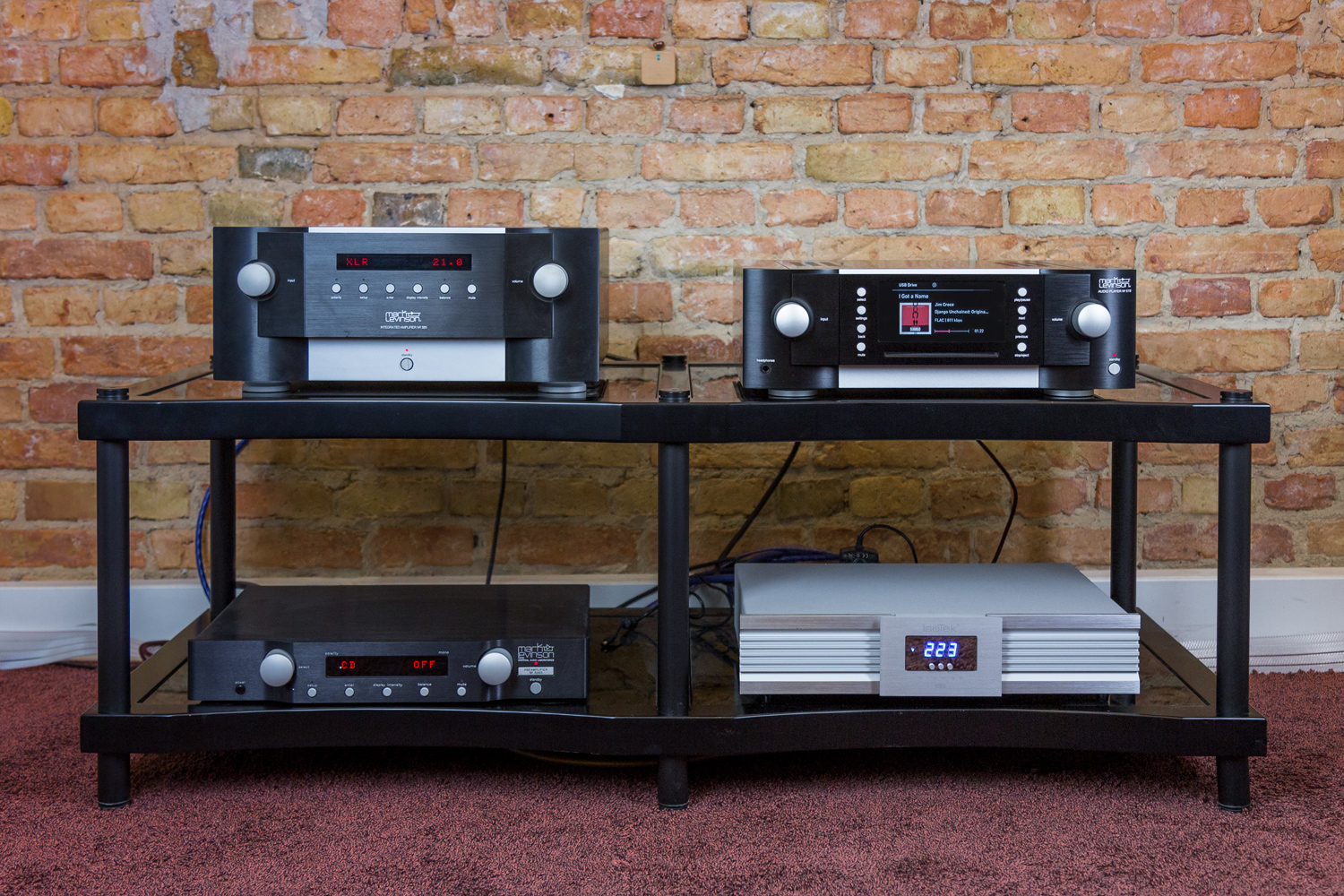 All In One Player In High End Qualität Mark Levinson 519 Hifi