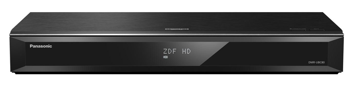 Bei dem DMR-UBC90EGK handelt es sich um den Recorder für DVB-T2 HD-Nutzer