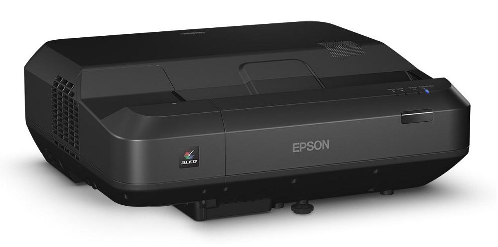 Der Full HD-Ultrakurzdistanz-Laser-Projektor EH-LS100 aus dem Hause Epson