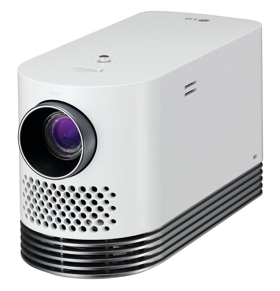 Der Full-HD Laser-Projektor Andante HF80JS von LG