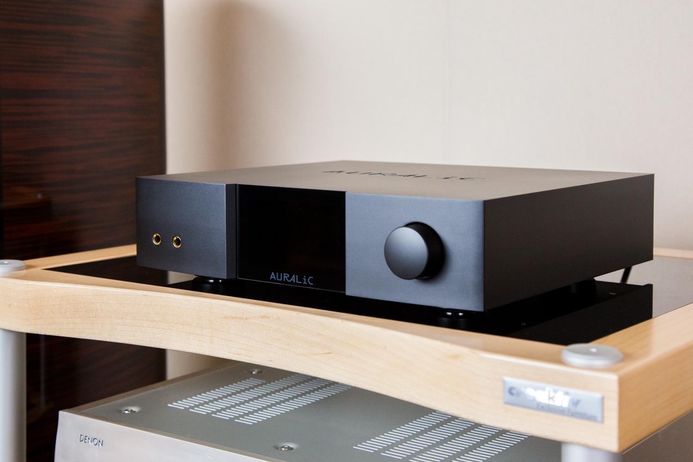 Auralic Vega G2: Ausgesuchte Komponenten sorgen für herausragenden Klang
