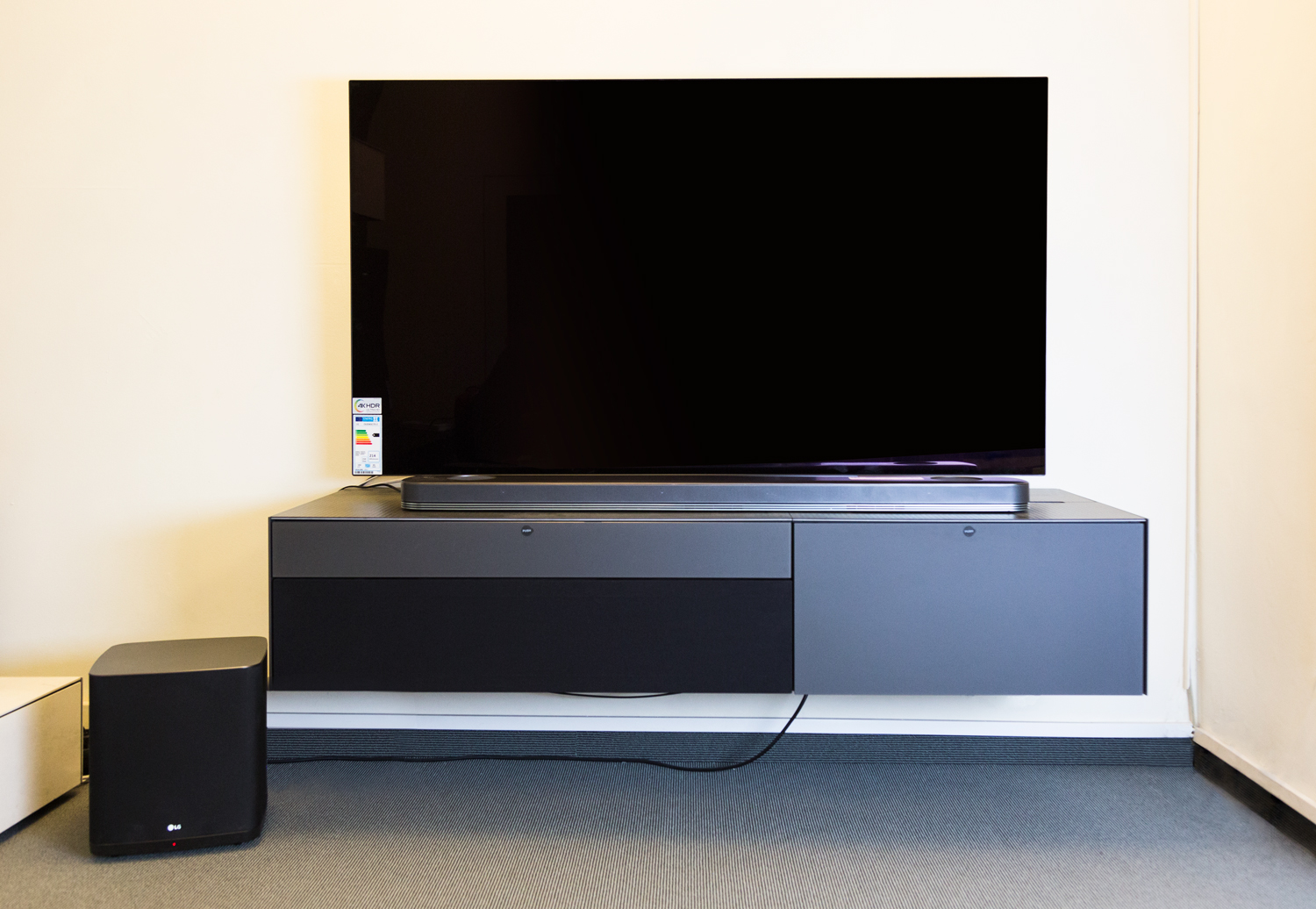 SJ9, die Dolby Atmos Soundbar von LG | HiFi and Friends
