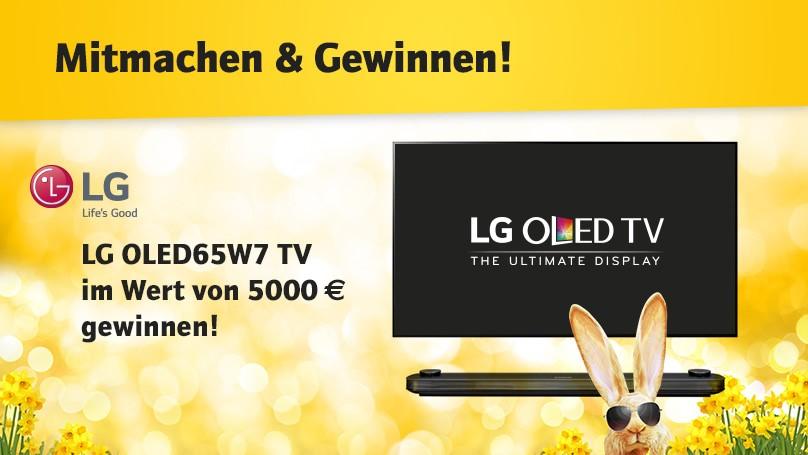 Easter Raffle – Win The LG OLED65W7! | HiFi and Friends
