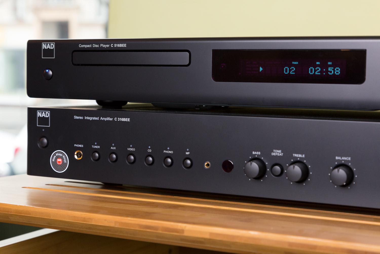 Sch 246 Ne Stereoanlagenkomponenten Von Nad Hifi And Friends